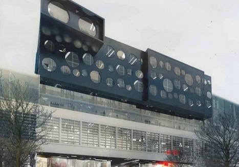 #Incubateur : La Ville de Paris va lancer fin 2015 une nouvelle structure de 15 000 m2 - Maddyness | Startups à suivre | Scoop.it
