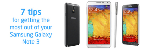 Get the most out of your Samsung Galaxy Note 3 - Smarter Business Ideas | Digital Marketing | Scoop.it