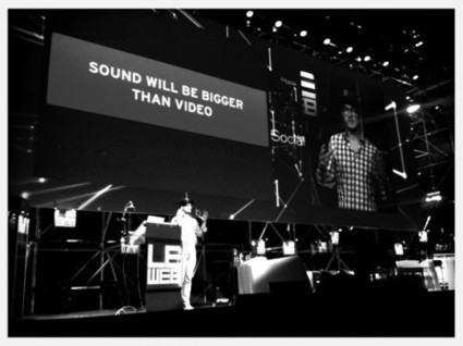 "SoundCloud - ‎""Sound will be bigger than video"" - Our CEO Alex... 