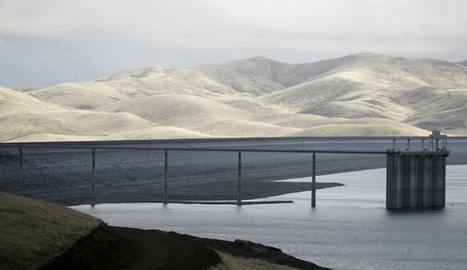 San Luis Reservoir, one of California's largest, would grow bigger under a proposed $360 million expansion | Sustain Our Earth | Scoop.it