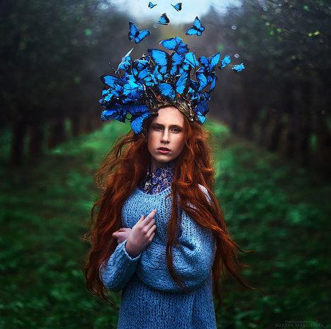 Les photos contes de fées de Margarita Kareva ← 2Tout2Rien | Les contes de fées | Scoop.it