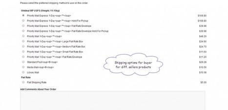 Opencart Marketplace USPS Shipping | webkul | Scoop.it