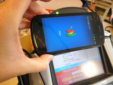 NFC mobile payments disappoint while money transfers boom | Technology in Business Today | Scoop.it