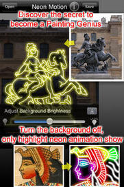Neon Motion (Photography)   Instagram Tips and Tricks   Scoop.it