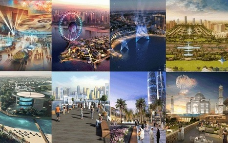 Expo 2020: Watch out for these mega developments in Dubai   Dubai Expo 2020   Scoop.it