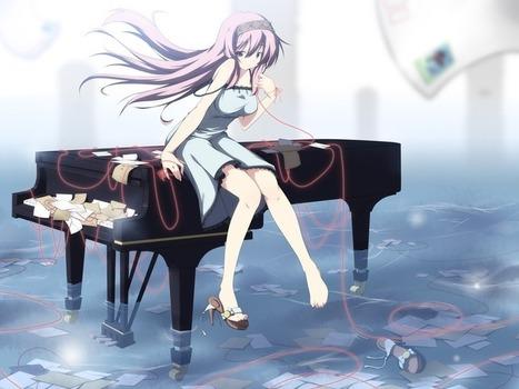 第9惑星:you'll sing my aria ~ Monitor Room からの証言 : Metaphysical  Music Room:Black,Dhi Official Gallery | Editing Replica~編集中のレプリカ | Scoop.it