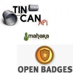 Learning Repositories, Badges, Standards and Mahara - Join the Dots | cms_moodle_mahara_sankoré_blackboard_ent | Scoop.it