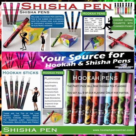 Shisha Pen   Shisha Pen   Scoop.it