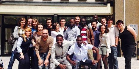 Une association étudiante cherche à «remettre de la stabilité» dans la vie des réfugiés - Le Monde   Associations - ESS - Participation citoyenne   Scoop.it