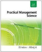 Practical Management Science, 4th Edition - Fox eBook | dnts | Scoop.it