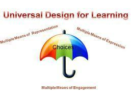 The Three Principles   National Center On Universal Design for Learning   Technology for Education   Scoop.it