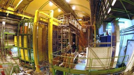 LHCb studies particle tipping the matter-antimatter scales | Crescat scientia; vita excolatur | Scoop.it