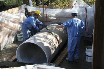 Wastewater Utility Employs Sliplining to Fix Corroding Pipe | Sustain Our Earth | Scoop.it