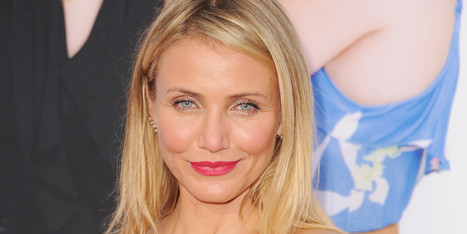 Cameron Diaz Takes The Plunge At Movie Premiere | Shopping News | Scoop.it