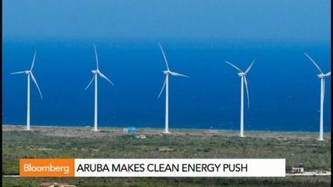 Aruba: Is It a Green, Sustainable Getaway? - Bloomberg | Energy in the Caribbean | Scoop.it