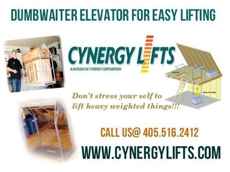 Dumbwaiter elevator For Easy Lifting Heavy Things | Home And Residential Dumbwaiters | Scoop.it