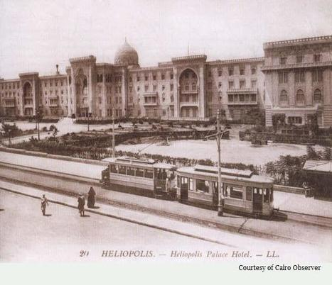Égypte : l'hôtel le plus somptueux de l'Orient est devenu le palais de la République   Égypt-actus   Scoop.it