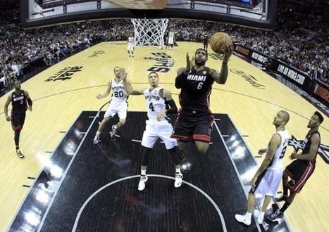 LeBron, el negocio y Papá Noel | SportBusiness | Scoop.it