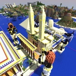 Minecrafting the Classroom   Sci-Ed   Using Technology to Transform Learning   Scoop.it