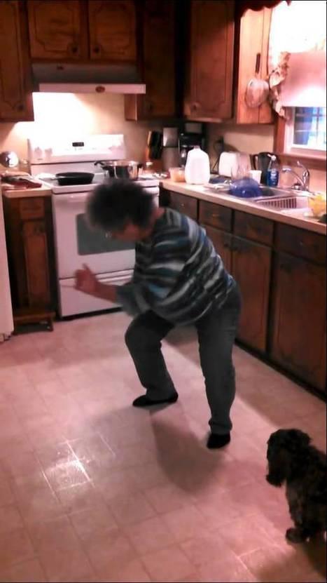 "Grandma Dancing to ""Ice, Ice, Baby"" - YouTube | Winning The Internet | Scoop.it"