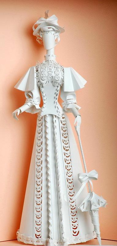 Paper Dolls | Culture and Fun - Art | Scoop.it