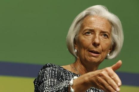 Lagarde juge qu'un lobbying intense freine la réforme bancaire | lobbying & e-lobbying | Scoop.it