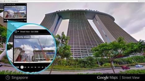 Look Back At Older Google Maps Street Views Images   Digital-News on Scoop.it today   Scoop.it