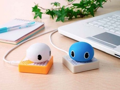 Twimal: Super-Cute Twitter Toy Pet Reads Tweets For You | Web of Things | Scoop.it