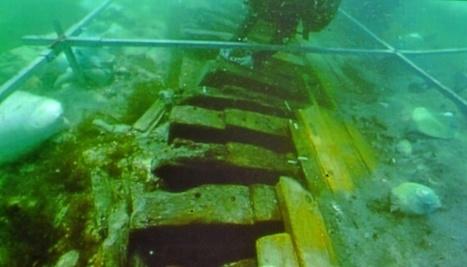 Un barco de la época de Nerón, de 40 metros, en Porto Cristo (Mallorca) | Arqueología submarina y subacuática, Navegación histórica,  Ciencias y Técnicas Auxiliares y afines. Investigando en Arqueología  Submarina. | Scoop.it
