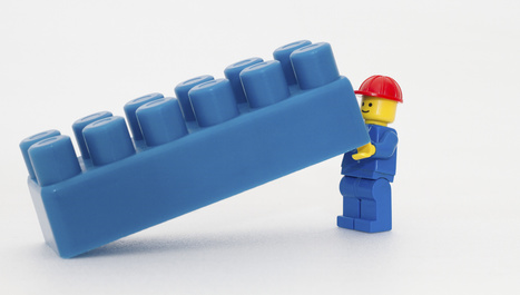 La brique LEGO est un bon placement financier ! | Objets connectés, quantified self, TV connectée et domotique | Scoop.it