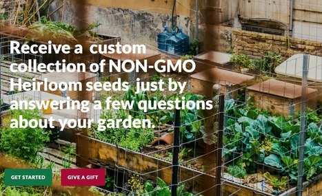 NEW!  Join the Urban Organic Gardener's Monthly Seed Club | Aquaponics~Aquaculture~Fish~Food | Scoop.it