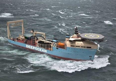 Subsea World News - Maersk Supply Service, DeepOcean Order Damen DOC 8500 Vessel | Subsea News ® | Scoop.it