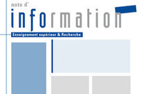 Les efforts de recherche en Union européenne - ESR : enseignementsup-recherche.gouv.fr | Economie de l'innovation | Scoop.it