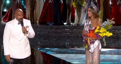 Reaction Toward #MissUniverse2015 Reveals Latinos' Anti-Black Racism | Cultural NFO | Scoop.it