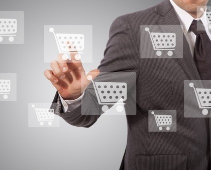 Commerce en ligne : chiffres clés et livre blanc | Chiffres clés E-commerce | Scoop.it