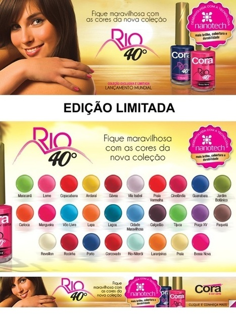 Piink Cookie: Novas coleções de esmaltes | modanamodaem2012 | Scoop.it