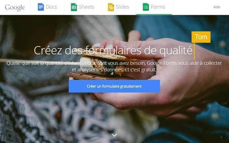 Trois outils de création de questionnaires en ligne | François MAGNAN  Formateur Consultant et Documentaliste | Scoop.it