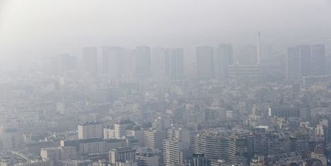 La pollution de l'air est responsable de 9 % de la mortalité en France | Toxique, soyons vigilant ! | Scoop.it