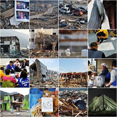[Photoblog] Nouvelles série de photos dans la région de Tohoku | 37 Frames | Japon : séisme, tsunami & conséquences | Scoop.it