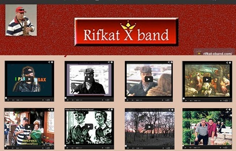 My YouTube.You are welcome! Subscribe! | Rifkat-Xband...My YouTube | Scoop.it
