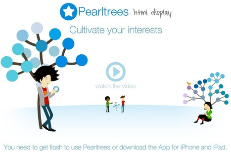Pearltrees | Digital School Libraries | Scoop.it