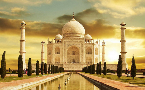 Enjoy Agra Valentine Special Tour Package to Romance at World's Most Iconic Symbol of Love Taj Mahal   30 Valentine's Day Tours Packages With Travmantra   Scoop.it