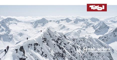 Der Berg ruft – Brand Sound für Tirol — Blog — audity | Marketing Territorial News | Scoop.it