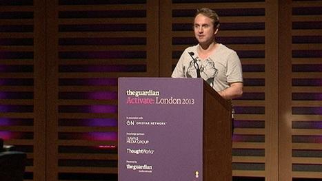 Daan Weddepohl of Peerby on the sharing economy - video | Peer2Politics | Scoop.it