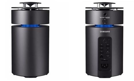 Samsung a lancé un PC cylindrique baptisé ArtPC Pulse | AllMyTech | Scoop.it
