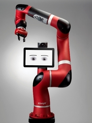 Rethink Robotics unveils new robot Sawyer | Peer2Politics | Scoop.it