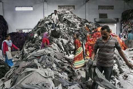 Fast-Fashion Castoffs Fuel Global Recycling Network | Ethical Fashion | Scoop.it