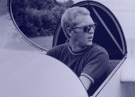 Actor Steve McQueen and Dyslexia | Dyslexic Advantage | Scoop.it