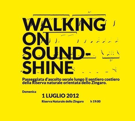 Soundwalk   DESARTSONNANTS - CRÉATION SONORE ET ENVIRONNEMENT - ENVIRONMENTAL SOUND ART - PAYSAGES ET ECOLOGIE SONORE   Scoop.it