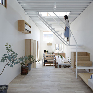 House in Itami by Tato Architects | Urbanism 3.0 | Scoop.it